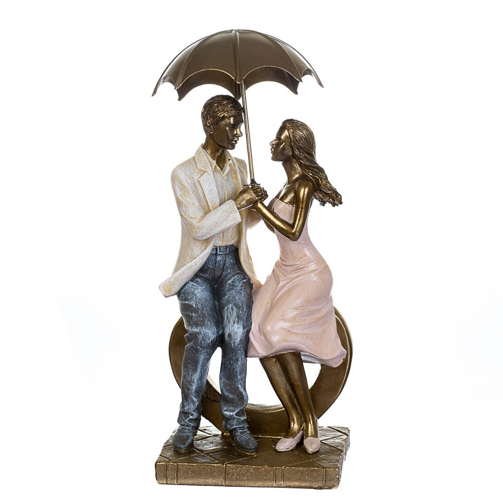 Статуэтка Lefard Влюбленная пара 25 см 12007-002