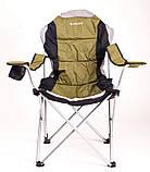 Кресло — шезлонг складное Ranger FC 750-052 Green, фото 2