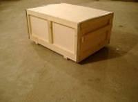 Промышленная упаковка, деревянные ящики