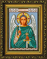"""Схема для вышивания бисером на атласе """"Святый Ангел Хранитель"""" (ИИ-5001)"""