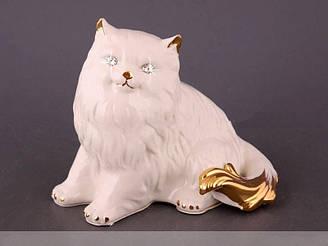 Статуэтка Lefard Кошка 19 см фарфор 276-126