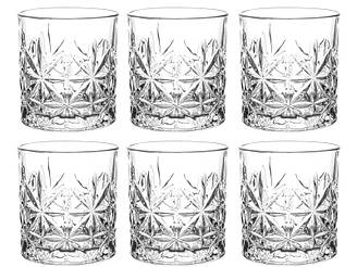 Набір склянок для віскі LeGlass 6 штук 600-003