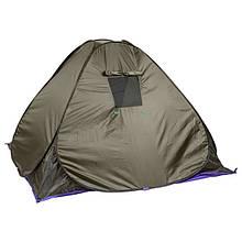 Палатка-автомат, 200*200*130, зеленый.