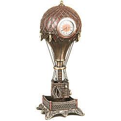 Часы настольные Veronese Воздушный шар 31 см 76967A4