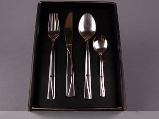 Набор столовых приборов Lefard Серебряная волна 24 предмета 39-041