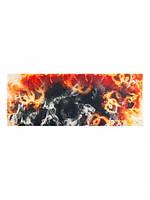 Палантин женский пламя и дым XQ42-0812 Eleganzza