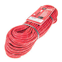 Динамическая веревка Roca Fanatic 10mm 80m - Dry Red