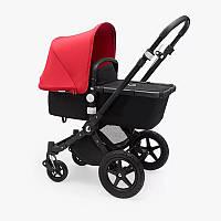 Универсальная коляска 2в1 Bugaboo Cameleon3 Plus Black/Red