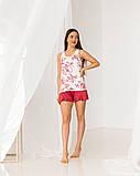 Комплект для сна с шортами Nicoletta 90394, фото 2