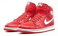 Мужске баскетбольные кроссовки Air Jordan Retro 1 Red