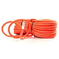 Динамическая веревка Roca Kalimnos 9,8mm 60m - Nature Orange Neon