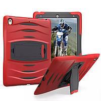 "Чехол Heavy Duty Case для Apple iPad Air 10.5"" / iPad Pro 10.5"" Red"