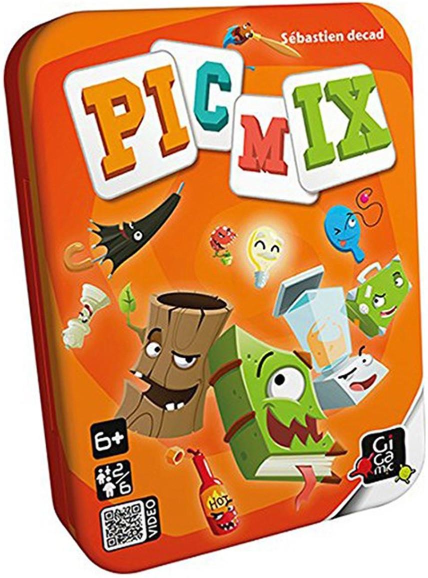 Gіgamіc настільна гра Picmix (41372)