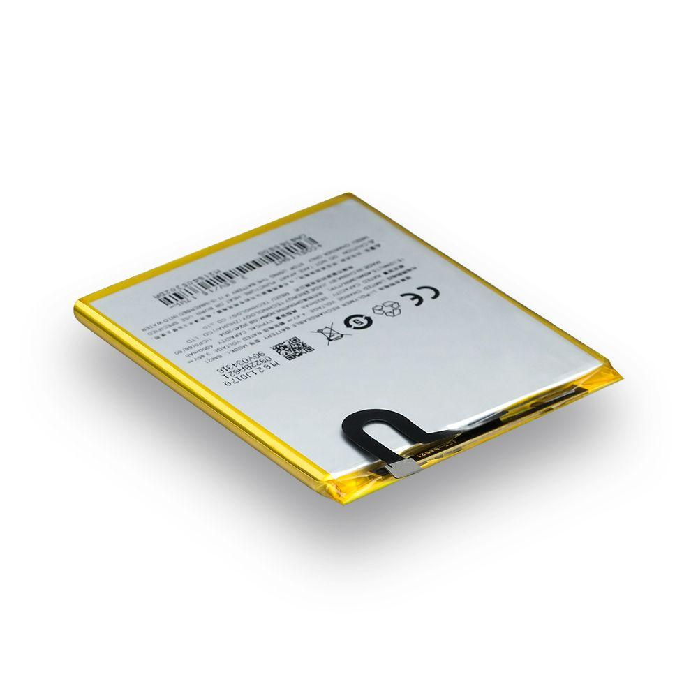 Акумулятор для Meizu M5 Note / BA621 Характеристики AAA