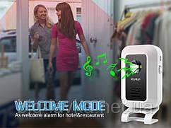 Бездротовий дверний дзвінок на вхідні двері Kerul M710001