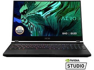 """GIGABYTE AERO 15 - 15.6"""" 4K/UHD OLED - Intel Core i7-10870H - NVIDIA GeForce RTX 3060 Laptop GPU - 16 GB"""