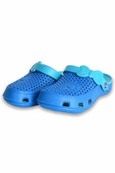 Кроксы подросток пена голубые размер 34/35 Dreamstan 131669M