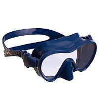 Подводная маска для дайвинга и снорклинга PL-1293 Сапфировый