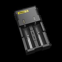 Зарядное устройство Nitecore Intellicharger i2 v.2 (оригинал)