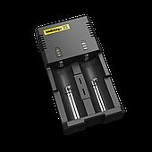 Зарядное устройство Nitecore Intellicharger i2 v.2