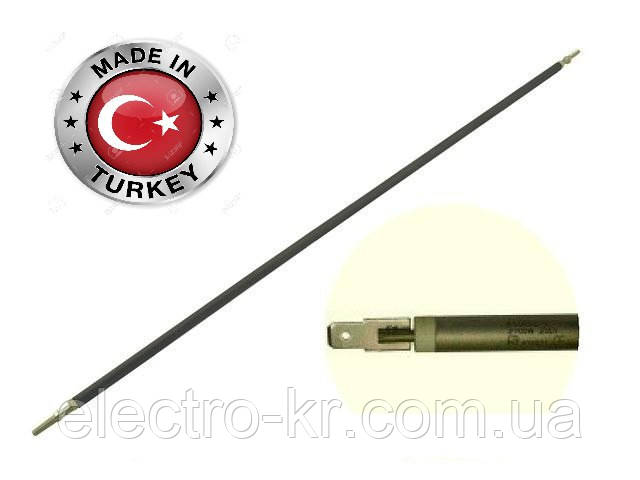 Тен гнучкий сухий(повітряний) Ø6.5мм / 1300W / L= 130см з нержавійки Sanal, Туреччина