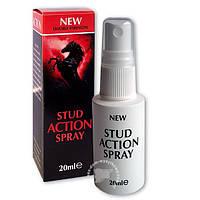 Спрей для посилення ерекції Stud Action Spray, 20 мл