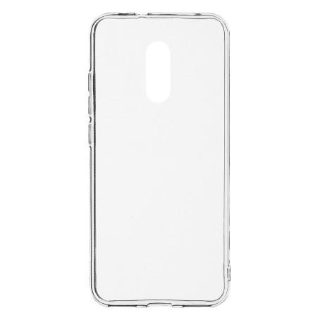 Накладка силиконовая SMTT- Soft Touch для Xiaomi Redmi 8A прозрачная