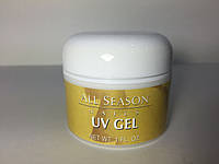 Гель All Season Clear 30 ml/Гель All Season прозрачный 30 мл