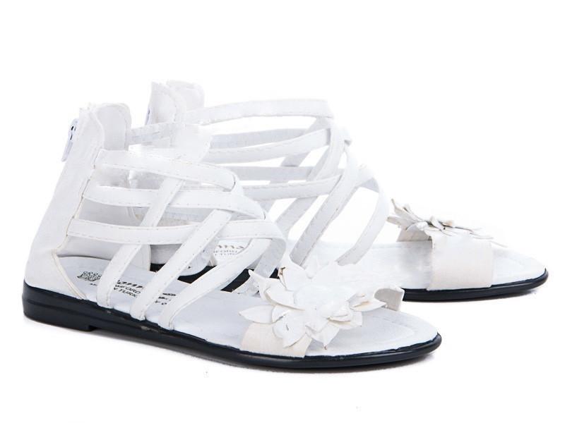 Стильные повседневные босоножки сандалии