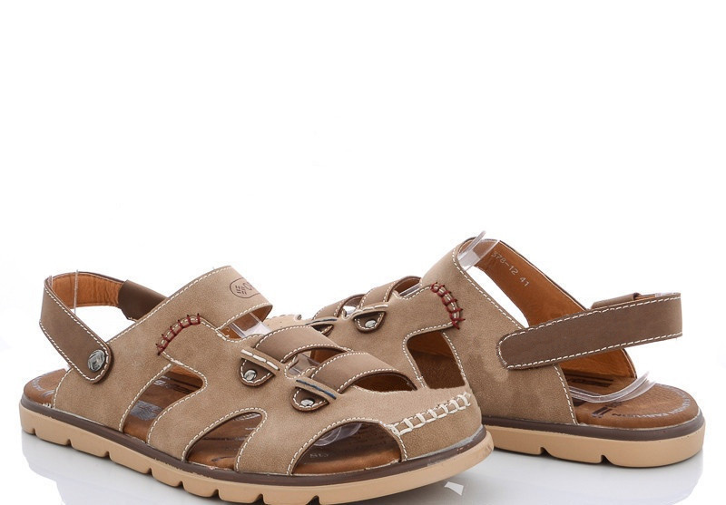 Удобные мужские боссоножки сандалии