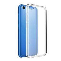 Накладка силиконовая SMTT- Soft Touch для Xiaomi Redmi GO прозрачный