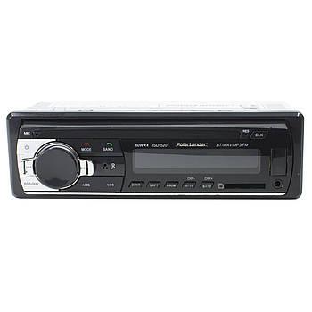 Автомагнитола Polarlander JSD 520 1 DIN Bluetooth поддержка USB/SD card (2341-5574)