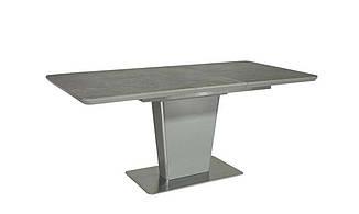 Керамический стол Паскаль светло- серый 140/180 от Prestol