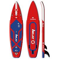 Сапборд FURY PRO 11' (2021) - надувна дошка для САП серфінгу і віндсерфінгу, sup board, фото 3