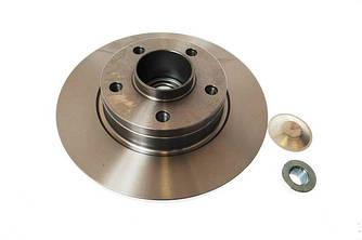 Гальмівний диск задній з підшипником на Renault Trafic 2001-> — LPR (італія) - LPRR1020PCA