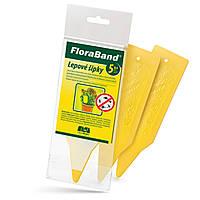 Клейкие стрелки для защиты растений от насекомых Floraband 5 шт Papirna Moudry