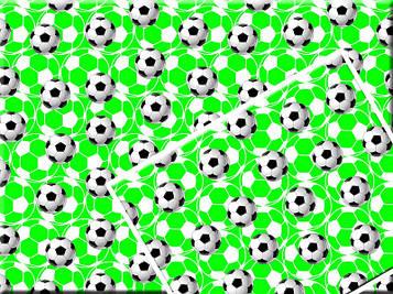 """""""Футбол Зеленый"""" - Упаковка для подарков"""
