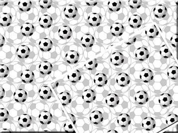 """""""Футбол Белый"""" - Упаковка для подарков"""