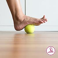 Как быстро снять утомление с ног?