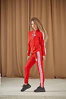 Спортивный костюм Adidas унисекс: худи и штаны весна-осень (2 пары носков в подарок) (НD-259)