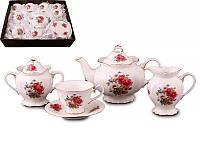 Чайный набор Lefard Весенний на 15 предметов 586-015