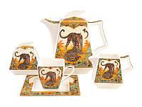 Чайный набор Lefard Жаркая Африка на 15 предметов 586-020