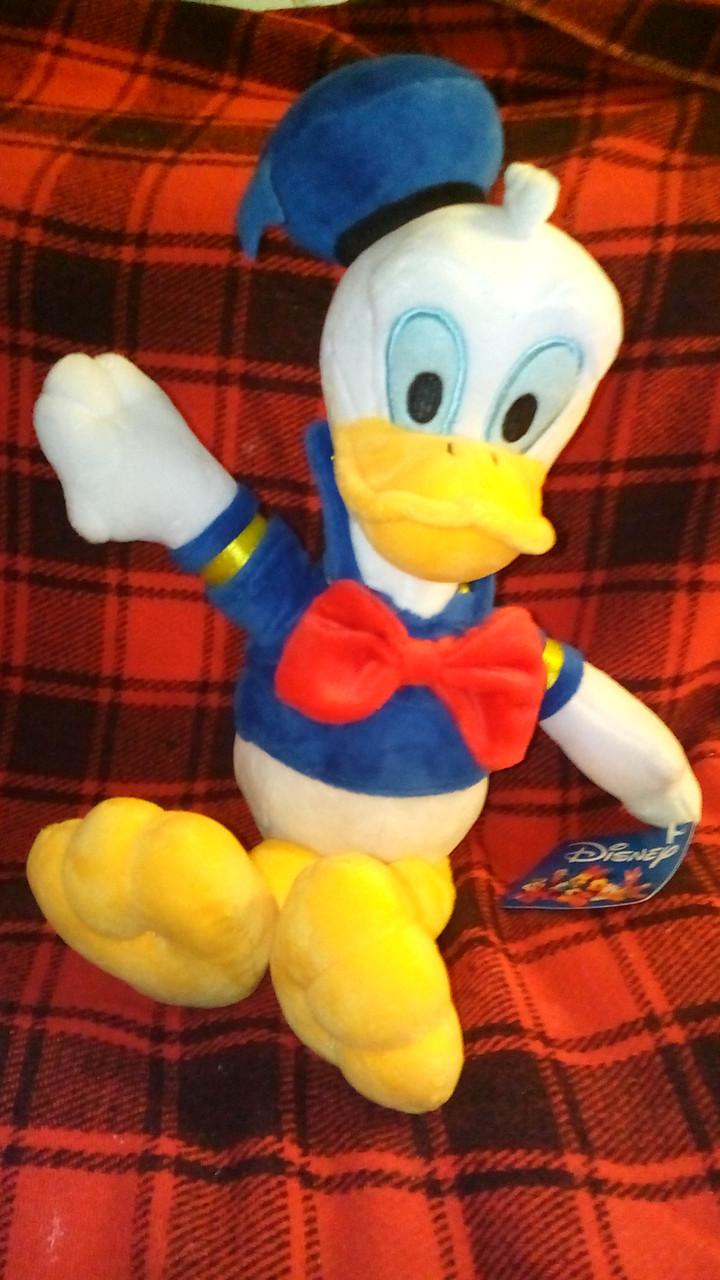 Детская мягкая игрушка Дональд Дак