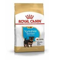 Royal Canin Yorkshire Terrier Junior 1.5 кг - корм для щенков до 10 месяцев породы йоркширский терьер