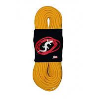 Динамическая веревка Roca Shark 9,8mm 70m - Dry  Yellow