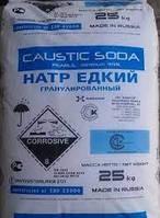 Каустическая сода, гранула, Волгоград, мешок 25кг