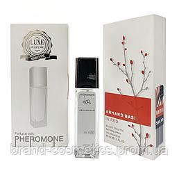 Pheromone Formula Armand Basi In Red женский 40 мл