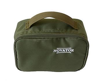 Чехол для 2-х катушек від 1000 до 2500 Novator GR-1921