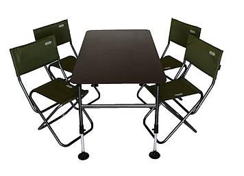 Комплект мебели складной Novator SET-1 (120х65)