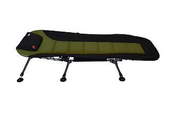 Раскладушка карповая Novator R-1 Comfort